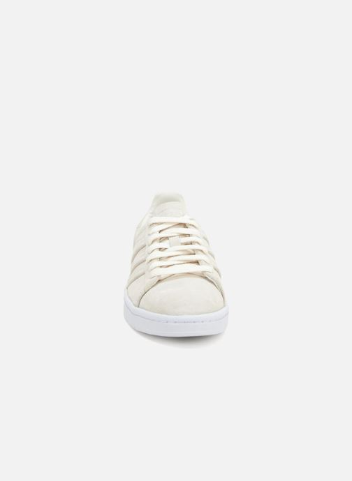 Trainers Adidas Originals Campus Stitch And Turn Beige model view