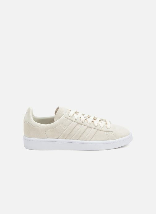 Trainers Adidas Originals Campus Stitch And Turn Beige back view