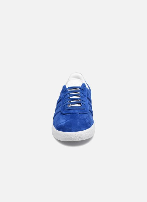 Trainers adidas originals Gazelle Stitch And Turn Blue model view