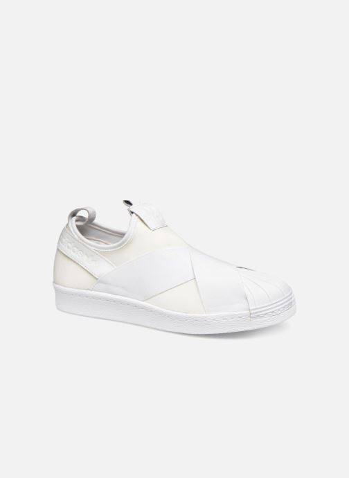 adidas originals Superstar Slip on Sneakers 1 Hvid hos