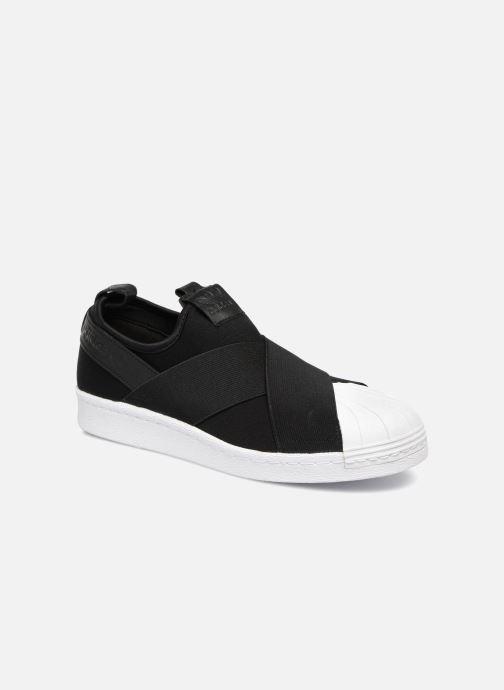 adidas superstar slip on noir et blanche