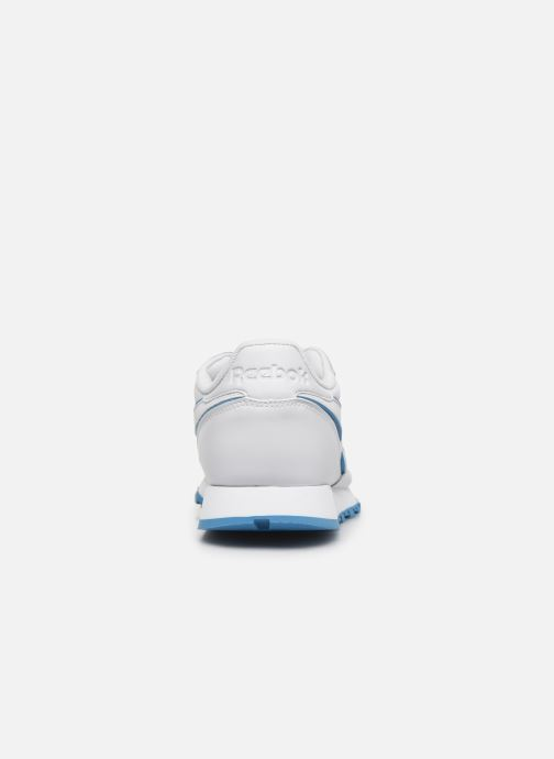 Trainers Reebok Classic Leather MU White view from the right