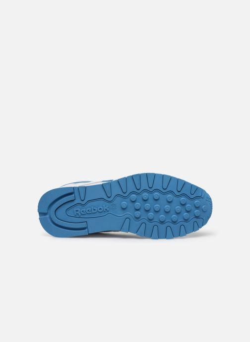 Sneakers Reebok Classic Leather MU Bianco immagine dall'alto