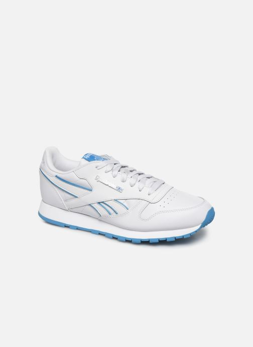 Baskets Reebok Classic Leather MU Blanc vue détail/paire