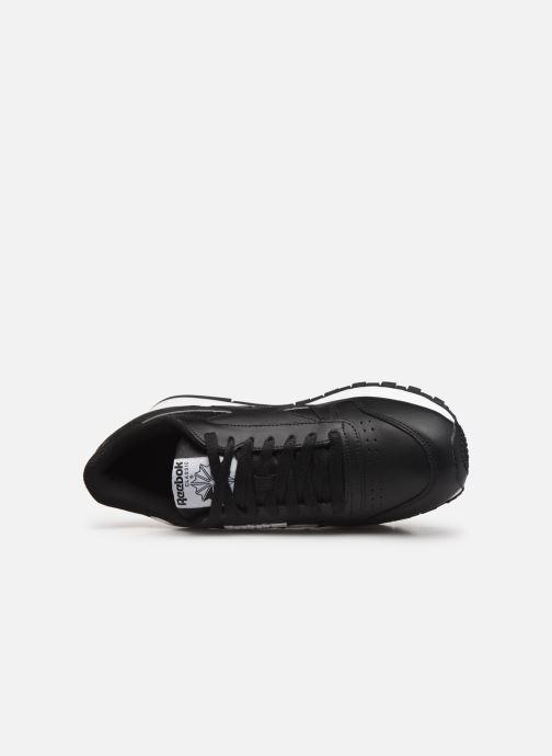Sneakers Reebok Classic Leather MU Nero immagine sinistra