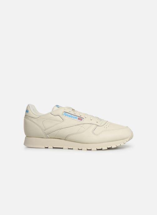 Sneakers Reebok Classic Leather MU Bianco immagine posteriore