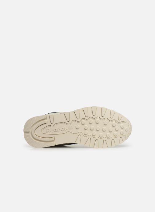 Sneaker Reebok Classic Leather MU weiß ansicht von oben