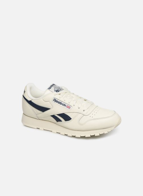Sneaker Reebok Classic Leather MU weiß detaillierte ansicht/modell