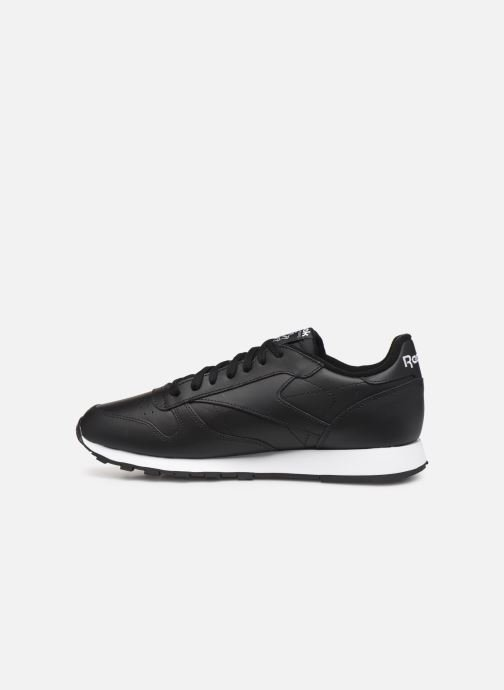 Baskets Reebok Classic Leather MU Noir vue face