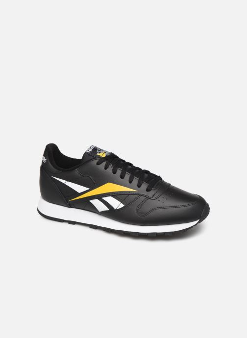 Baskets Reebok Classic Leather MU Noir vue détail/paire