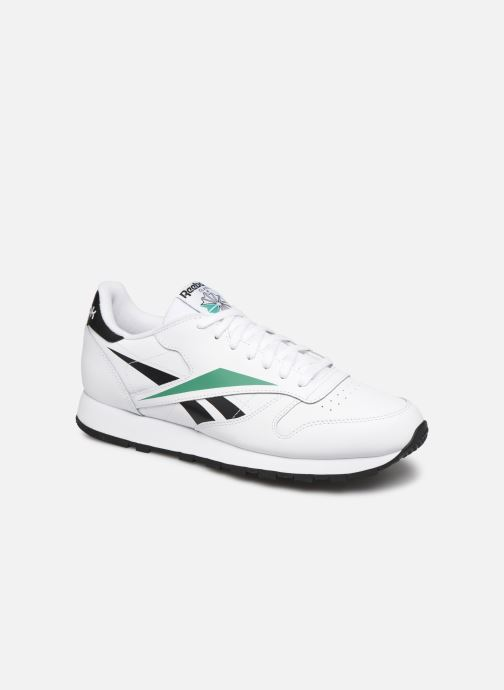 Reebok Classic Leather MU (Bianco) Sneakers chez Sarenza