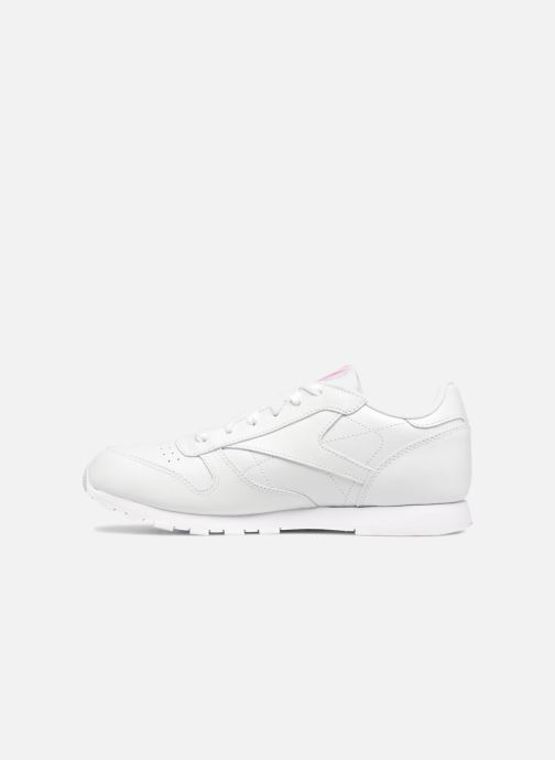 Sneakers Reebok Classic Leather Met Wit voorkant