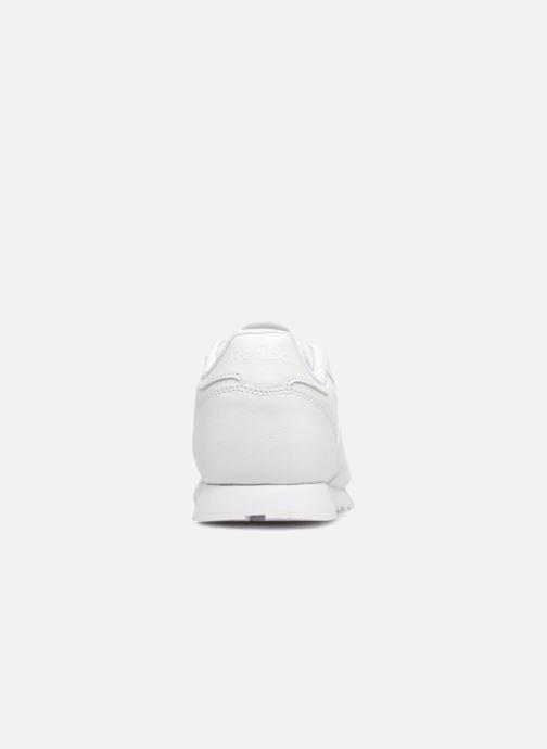 Sneakers Reebok Classic Leather Met Wit rechts