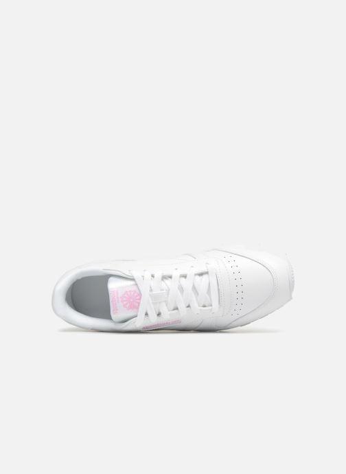 Sneakers Reebok Classic Leather Met Wit links
