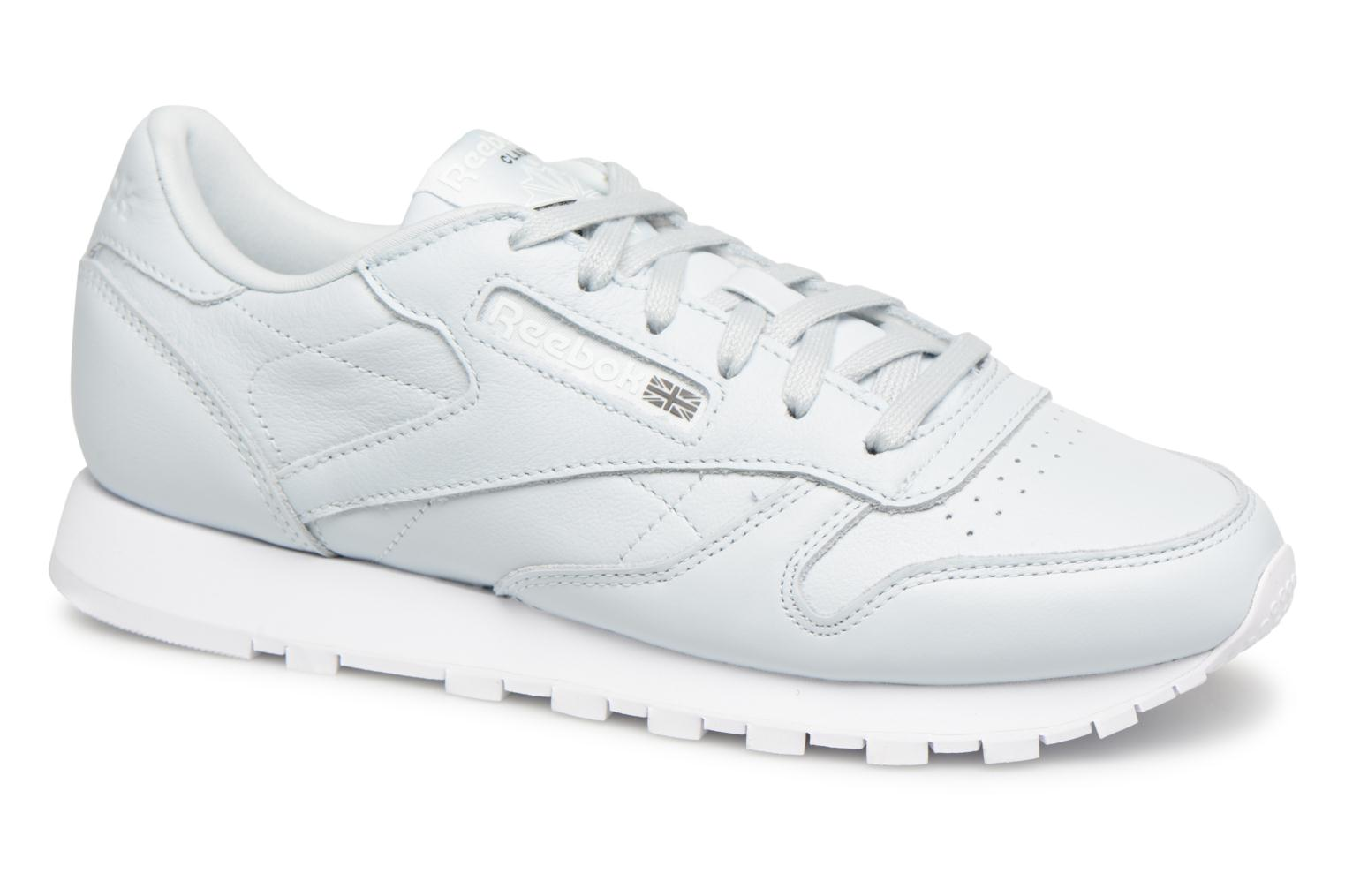 63ca4e5e212 Trainers Reebok Classic Leather X Face Stockholm Blue detailed view  Pair  view