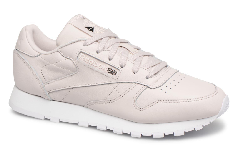 7a434b14ea8 Reebok Classic Leather X Face Stockholm (Roze) - Sneakers chez ...
