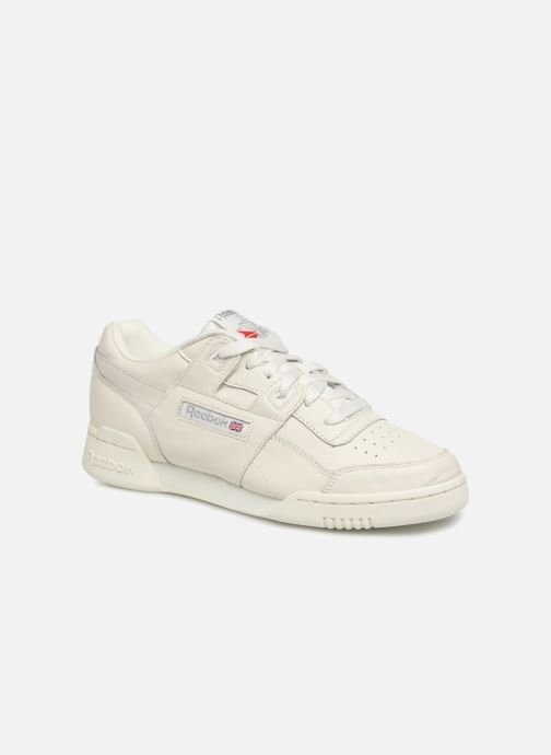 Reebok Workout Plus Vintage (Bianco) Sneakers chez Sarenza