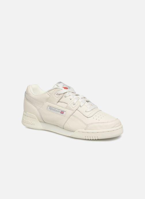 dd207d0a849 Reebok Workout Plus Vintage (White) - Trainers chez Sarenza (343668)