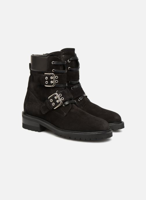 Ankle boots Notabene Tundra Black 3/4 view