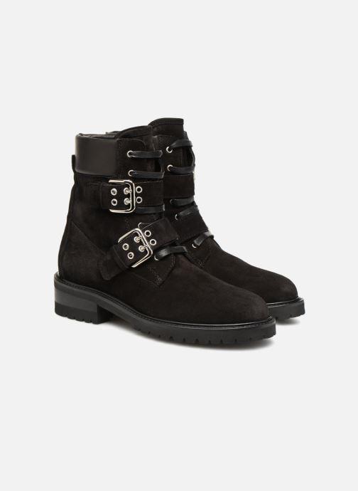 Bottines et boots Notabene Tundra Noir vue 3/4
