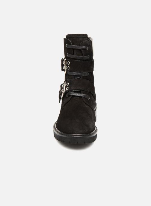 Stiefeletten & Boots Notabene Tundra schwarz schuhe getragen