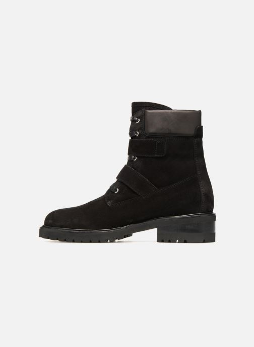 Ankle boots Notabene Tundra Black front view
