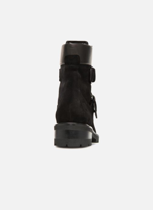 Ankle boots Notabene Tundra Black view from the right