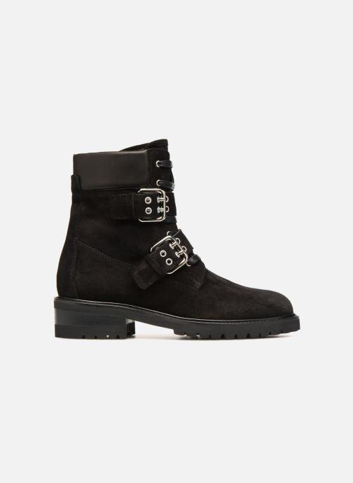 Stiefeletten & Boots Notabene Tundra schwarz ansicht von hinten