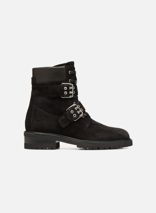 Ankle boots Notabene Tundra Black back view