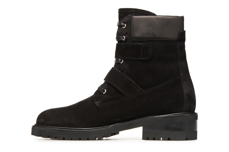 Stiefeletten & Boots Notabene Tundra schwarz ansicht von vorne
