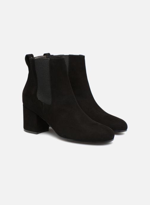 Bottines et boots Notabene NORD Noir vue 3/4
