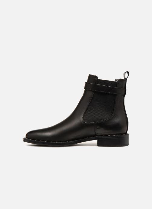 Bottines et boots Notabene ATHOL Noir vue face
