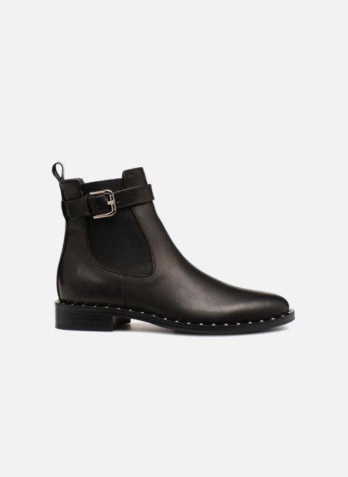 Boots en enkellaarsjes Notabene ATHOL Zwart achterkant