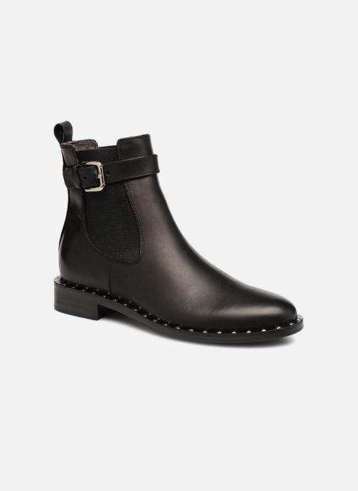 Boots en enkellaarsjes Notabene ATHOL Zwart detail