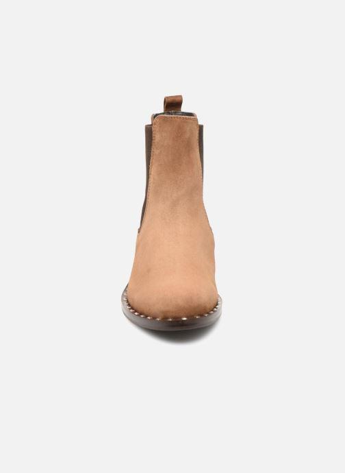 Boots en enkellaarsjes Notabene LEAH Bruin model