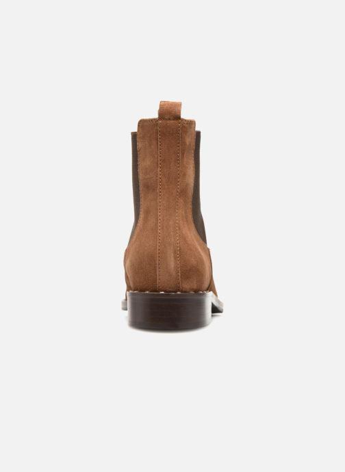Bottines et boots Notabene LEAH Marron vue droite