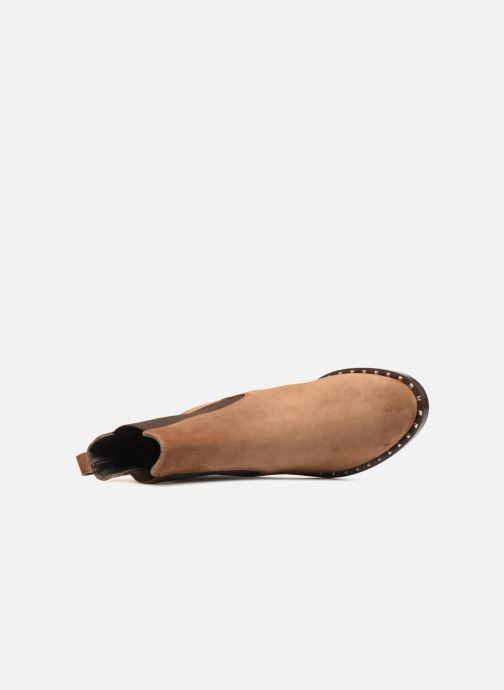 Bottines et boots Notabene LEAH Marron vue gauche