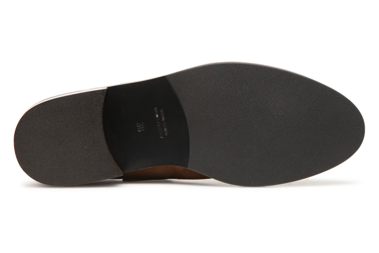Stiefeletten & Boots Notabene LEAH braun ansicht von oben