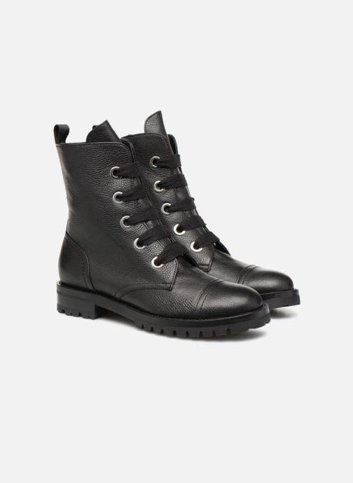 Bottines et boots Notabene YUKON Noir vue 3/4