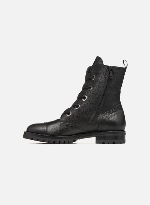 Bottines et boots Notabene YUKON Noir vue face