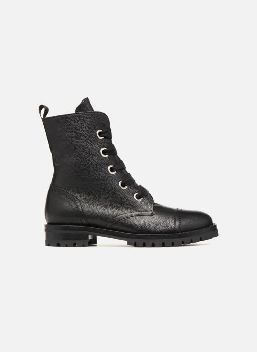 Bottines et boots Notabene YUKON Noir vue derrière
