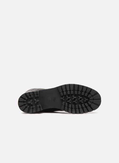 Bottines et boots Notabene YUKON Noir vue haut
