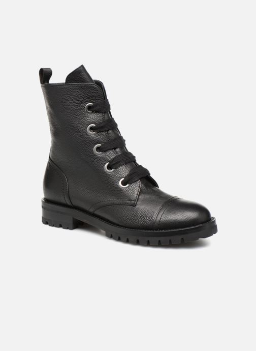 Ankle boots Notabene YUKON Black detailed view/ Pair view