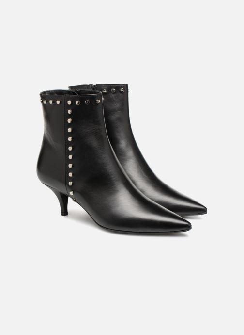 Bottines et boots Notabene ANIAK Noir vue 3/4