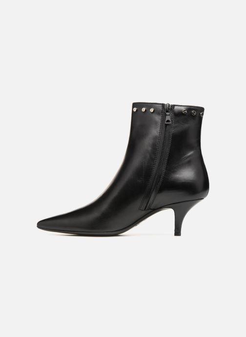 Bottines et boots Notabene ANIAK Noir vue face