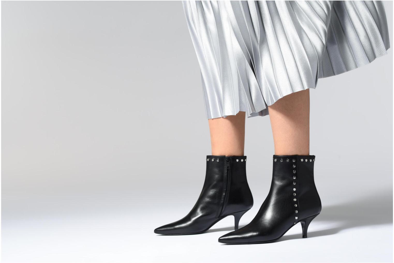 Stiefeletten & Boots Notabene ANIAK schwarz ansicht von unten / tasche getragen