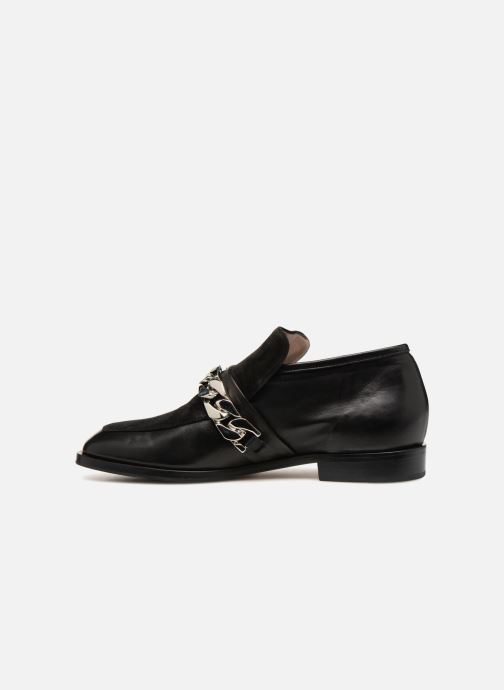Loafers Notabene ROGUE Black front view