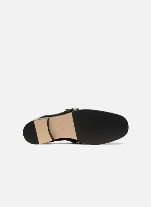 Loafers Notabene ROGUE Black view from above