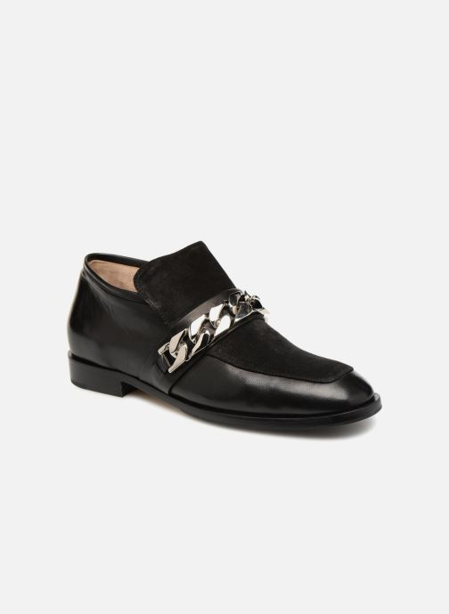 Loafers Notabene ROGUE Black detailed view/ Pair view