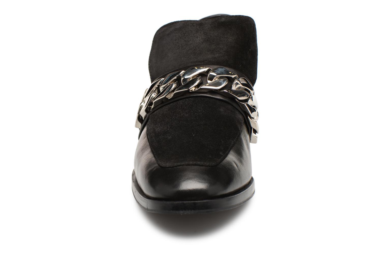 Slipper Notabene ROGUE schwarz schuhe getragen